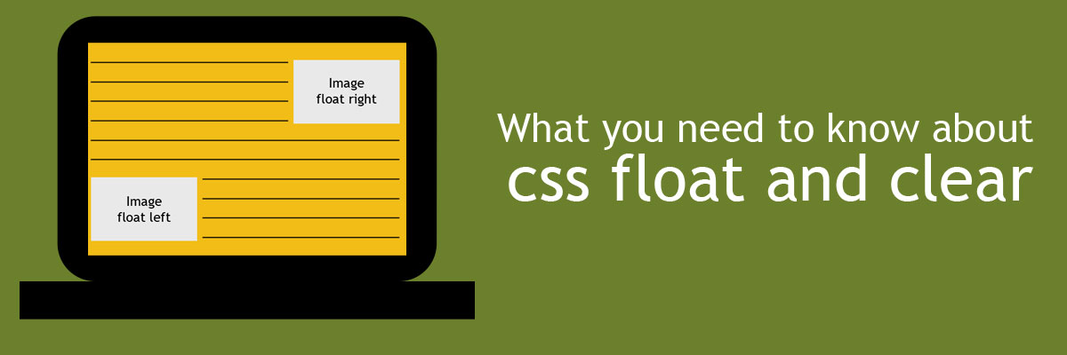What you need to know about css float and clear designtheway - Div float clear ...